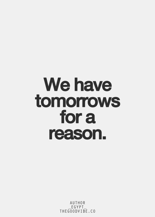 What is tomorrows date